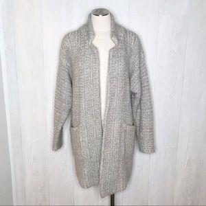 Nordstrom   Vintage Mohair Blend Cardigan Sweater